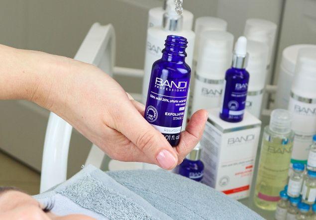 Eksfoliacja kwasami salon kosmetyczny warszawa ursus