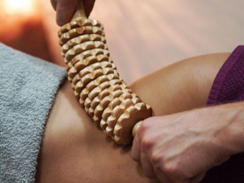 anatomiczne drewniane narzędzia do masażu krem i dotyk salon kosmetyczny warszawa ursus